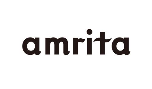 アムリタ完成ロゴ