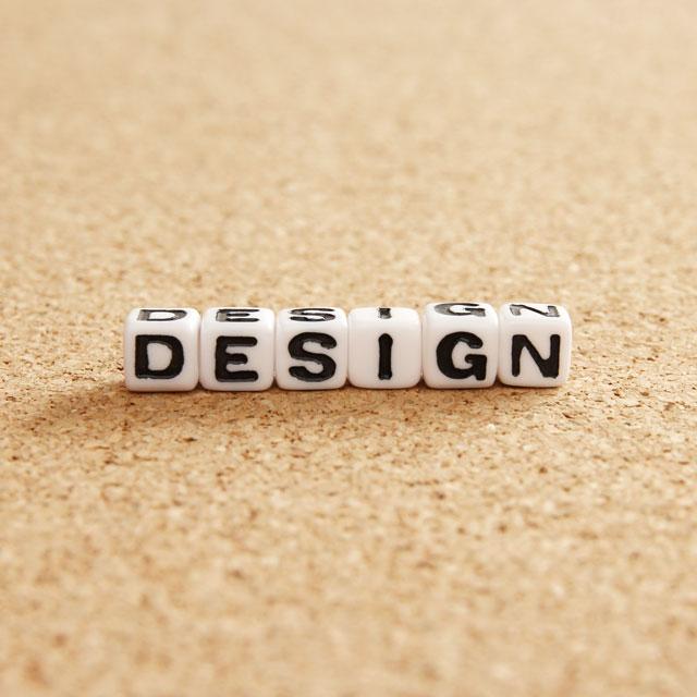 デザインメニューの改定について